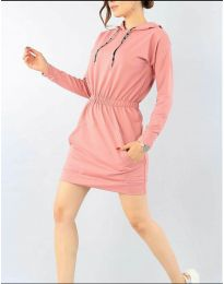Фустан - код 7315 - пудра