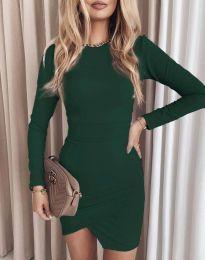 Фустан - код 2835 - зелена