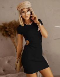 Фустан - код 8556 - црна