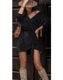 Фустан - код 238 - црна