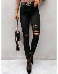 Фармерки - код 4275 - 1 - црна