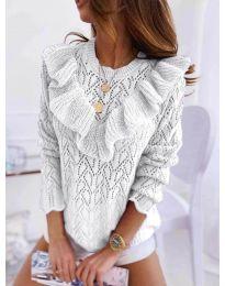 Блуза - код 790 - бело