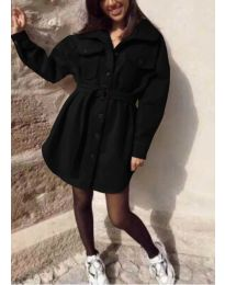 Фустан - код 0707 - црна