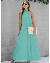 Фустан - код 8855 - зелена