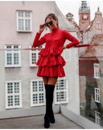 Фустан - код 2951 - црвена