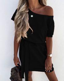Фустан - код 6737 - црна
