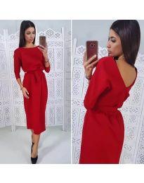 Фустан - код 974 - црвена