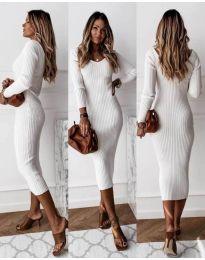 Фустан - код 928 - бело
