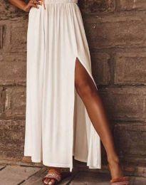 Сукња - код 0849 - бела
