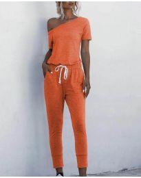Комбинезон - код 510 - портокалова