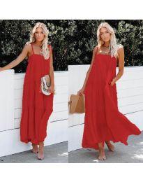 Фустан - код 551 - црвена