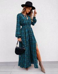 Фустан - код 5194 - шарена