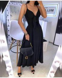 Фустан - код 2239 - црна