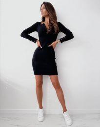 Фустан - код 1610 - црна
