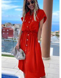 Фустан - код 0014 - црвена