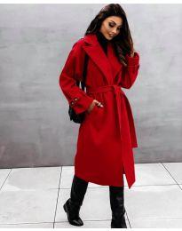 Палто - код 410 - црвена