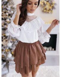 Блуза - код 013 - бела