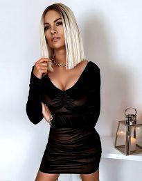 Фустан - код 12080 - црна