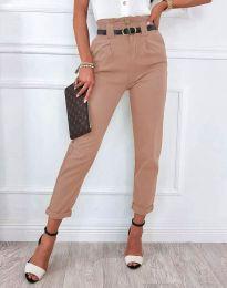 Панталони - код 4655 - пудра