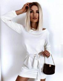 Фустан - код 12038 - бело
