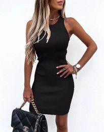 Фустан - код 6331 - црна