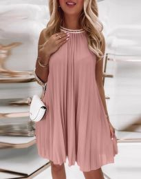 Фустан - код 0889 - пудра