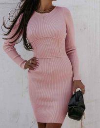 Фустан - код 0891 - розова