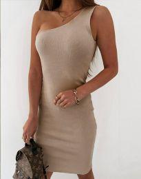 Фустан - код 11699 - кремова