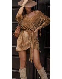 Фустан - код 238 - кафеава