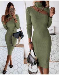 Фустан - код 149 - зелена