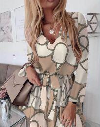 Фустан - код 566 - бела