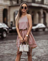 Фустан - код 2104 - розова