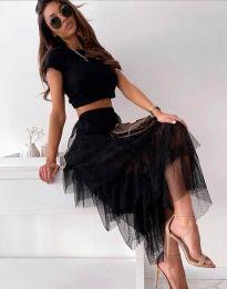 Сукња - код 11730 - црна