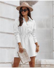 Фустан - код 132 - бело