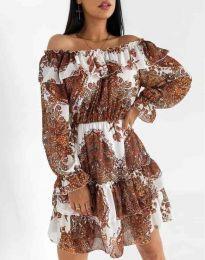 Фустан - код 1667 - шарено