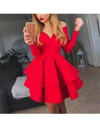Фустан - код 228 - црвена