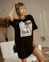 Фустан - код 2919 - црна