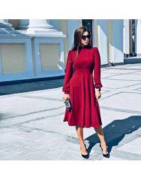 Фустан - код 4572 - црвена