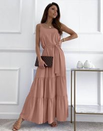 Фустан - код 2578 - пудра