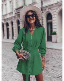 Фустан - код 820 - зелена