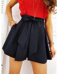 Кратки панталони - код 0407 - црна