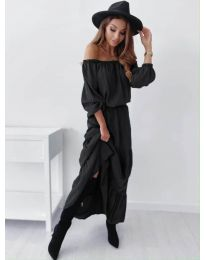 Фустан - код 1317 - црна