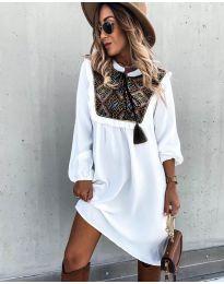 Фустан - код 958 - бело