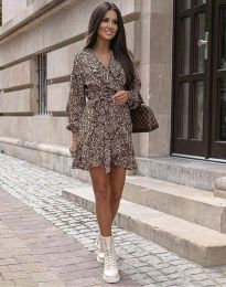 Фустан - код 0438 - шарено