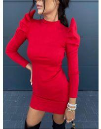 Фустан - код 1504 - 3 - црвена