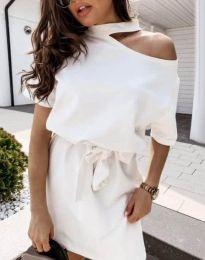 Фустан - код 0256 - 2 - бела
