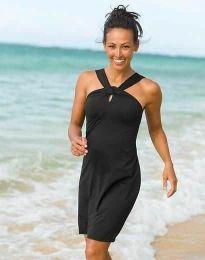 Фустан - код 32522 - 1 - црна