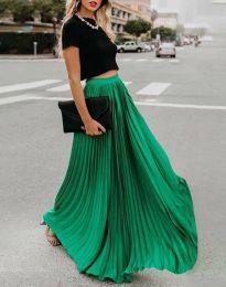 Сукња - код 3146 - зелена
