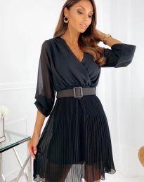 Фустан - код 3497 - црна