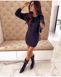 Фустан - код 177 - црна